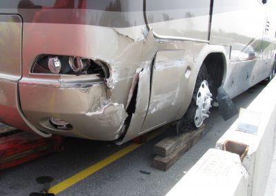 Class A Motorhome Damage Repair
